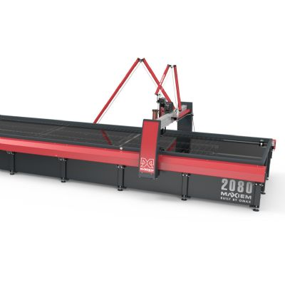Bigger Waterjet Machines Meets 
