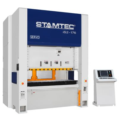 Servo-Press Production System