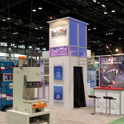 Sheet-Hydroforming Demonstrations and Custom Hydraulic Press...