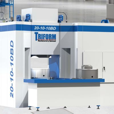 Large Hydroforming Presses 