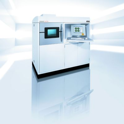 EOS Partners with GF Machining Solutions to Produc...