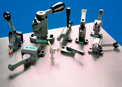 One-Touch manual clamps