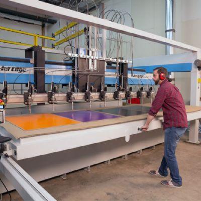Toymaker Doubles Productivity Using Waterjet Part-Shuttle System