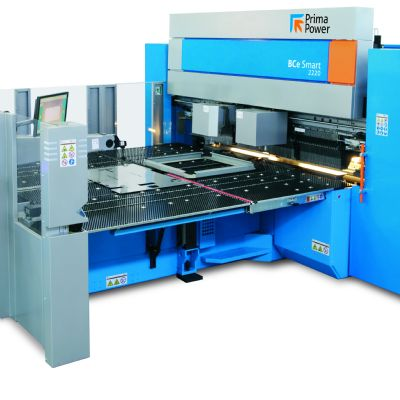 Panel-Bending Machine Promises Simple Setup and Operation