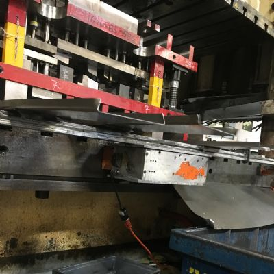Metal-Scrap Shaker Systems