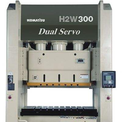 High-Performance Servo Presses