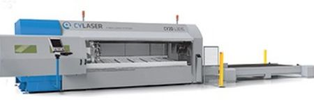 New End-Loading Fiber-Laser Cutting System
