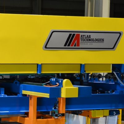 A Conveyor Stacking System 