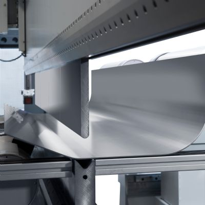 Press Brakes Loaded with Bottleneck-Buster Technol...