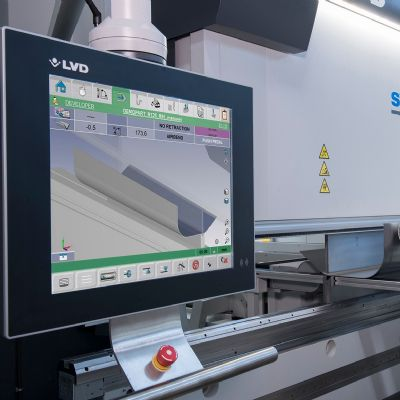 Adaptive Bending System a New Solution for Large-Profile Bending