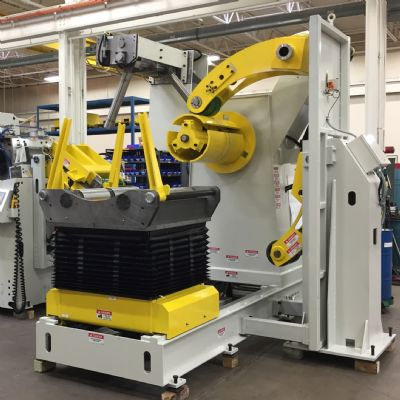 Coil-Processing Systems for Fineblanking Applications