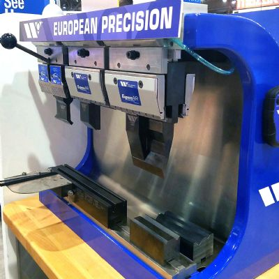 New Tools to Aid Press-Brake, 