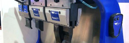 New Tools to Aid Press-Brake,  Punching-Machine Productivity