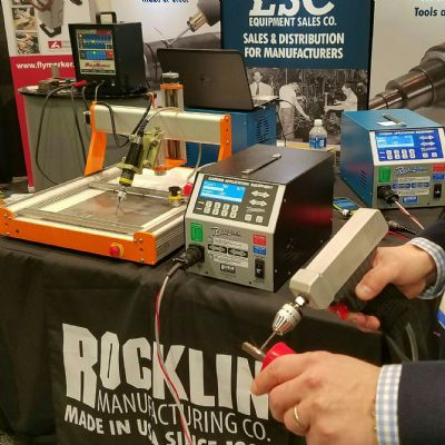 Portable, Rapid Carbide Application for Tools and ...