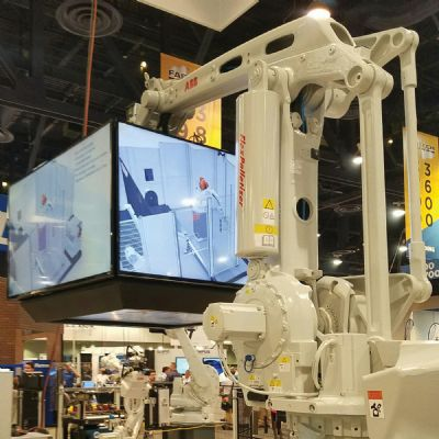 Robots for Welding, Material Handling and More