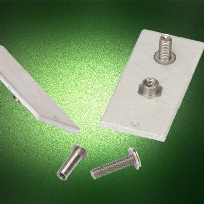 Concealed-Head Self-Clinching Studs and Standoffs