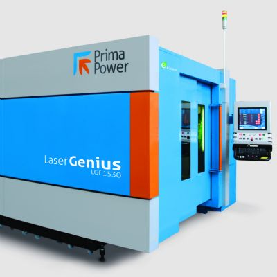 Fiber-Laser Cutting Machine Boasts Carbon-Fiber Carriage