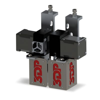 HFA Extruders Quickly Deliver High-Quality  3D Prints