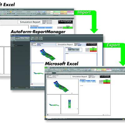 AutoForm Introduces Excel-Compatibility  Feature for ReportManag...