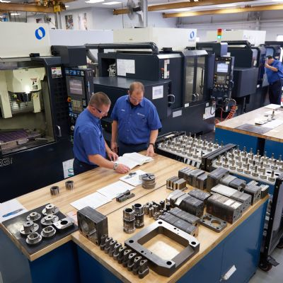 Precision Machining Ensures Precision Fineblanking