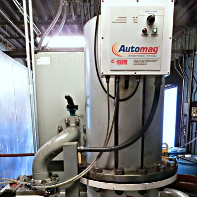 Coolant-Filtration System Saves Rollformer $20,000 Annually
