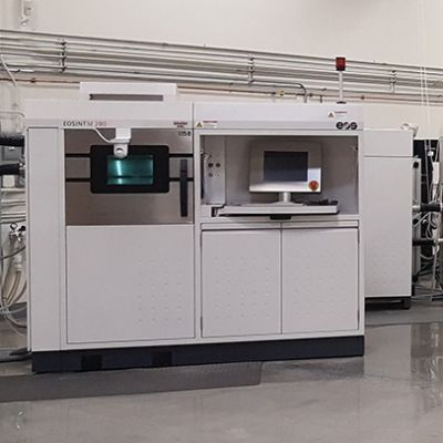 3D Printed Metal Parts