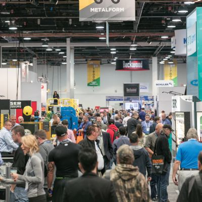 Fabtech—Exhibitors in the METALFORM Technology Area