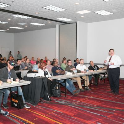 Fabtech—Focus on Education...PMA Presents Expanded Metalforming P...