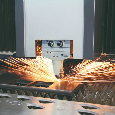 Fiber-Laser Cutter Boasts New Technologies