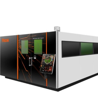 Laser-Cutting System Features New Control and Drive System