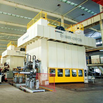 Processing Equipment/Press Lines