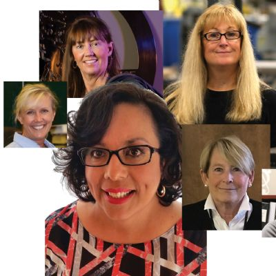2017 Women of Excellence in Metalforming & Fabrica...
