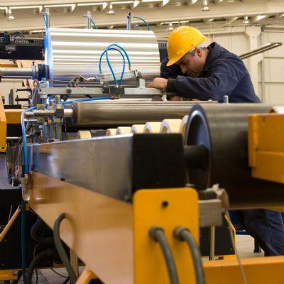 Steel Processor Identifies the ROI in IIoT