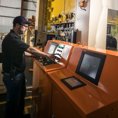 TruForm, with New Presses, Set for Auto-Work Uptic...