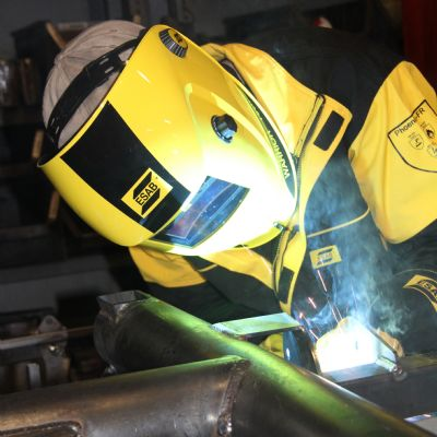 Solid-Wire Welding Advancements Are Enhancing Welding Productivity