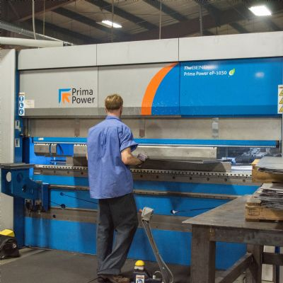 RV Industry Supplier Ramps Up Production Using Fiber Laser, ...