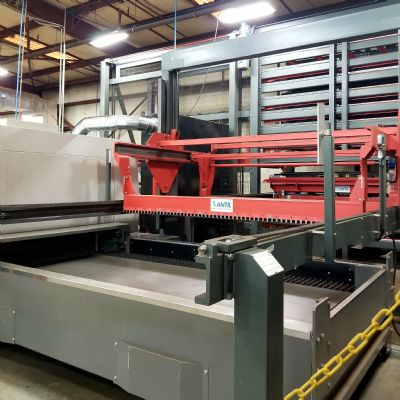 Automated Fiber-Laser Cutting Adds to the Arsenal