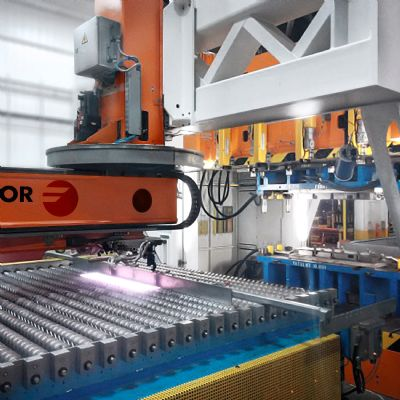 Servo-Mechanical Presses Rise to the Challenges of Hot Stamping