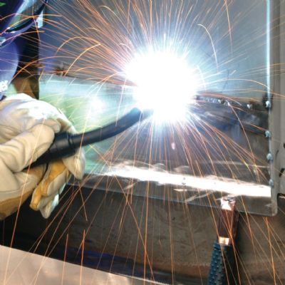 Overcoming Stainless-Steel Welding Challenges