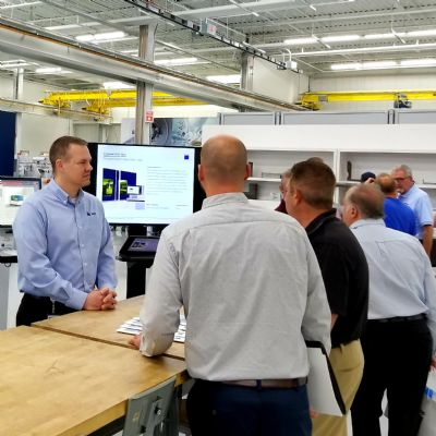Trumpf Unveils Expanded Training Center