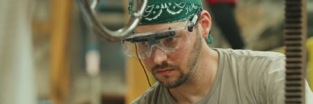 Eye-Tracking Research Aids Safety and Performance in Manufacturing