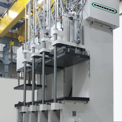 Hydraulic-Press Line to Be Showcased 