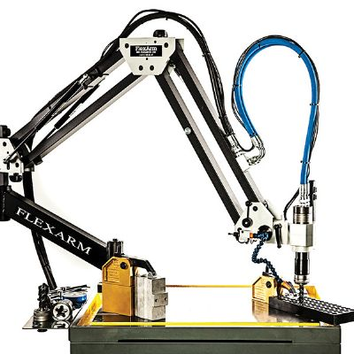 Mobile Pneumatic Tapping Arm