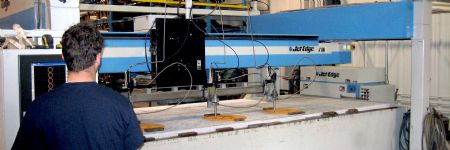 Gasket Manufacturer Slashes Production Time with Waterjet Cutting