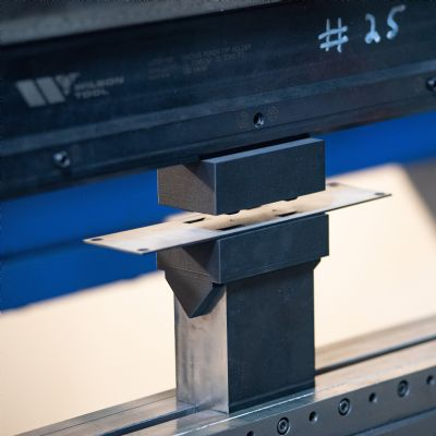 3D-Printed Press-Brake Tooling Cuts Costs