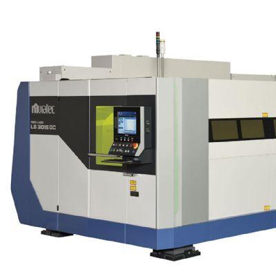 Advanced Fiber Laser, Punch Press