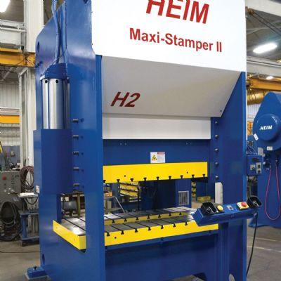 H-Frame Mechanical Presses