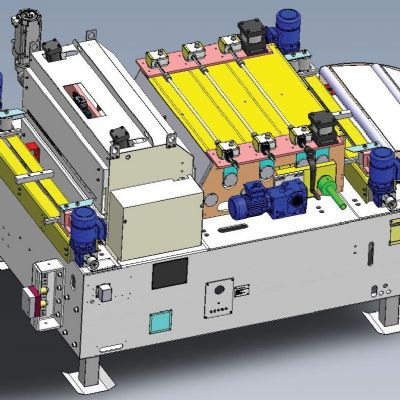 Heavy-Duty Servo-Piloting Press Feeds