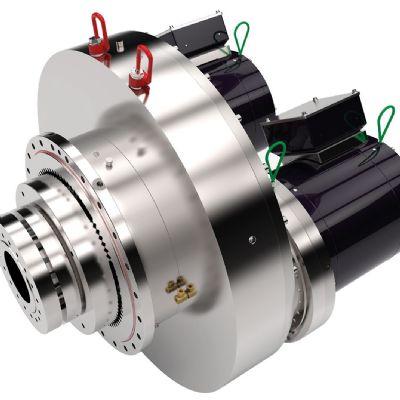 Press and Machine-Tool Drivetrain Components