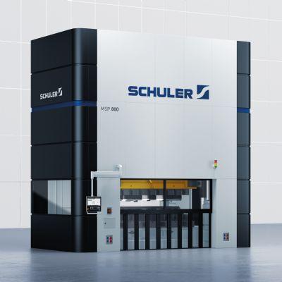 Servo Press Tackles High-Volume Auto Work